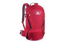 Vaude Splash 20+5 red